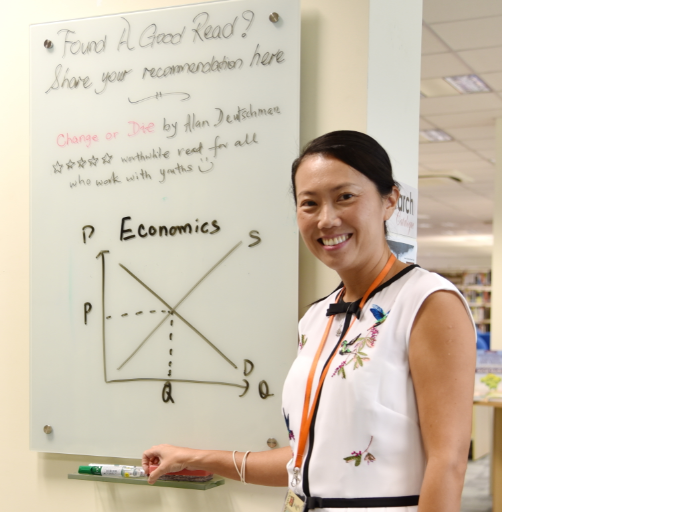 Introducing our Economics Master Teacher